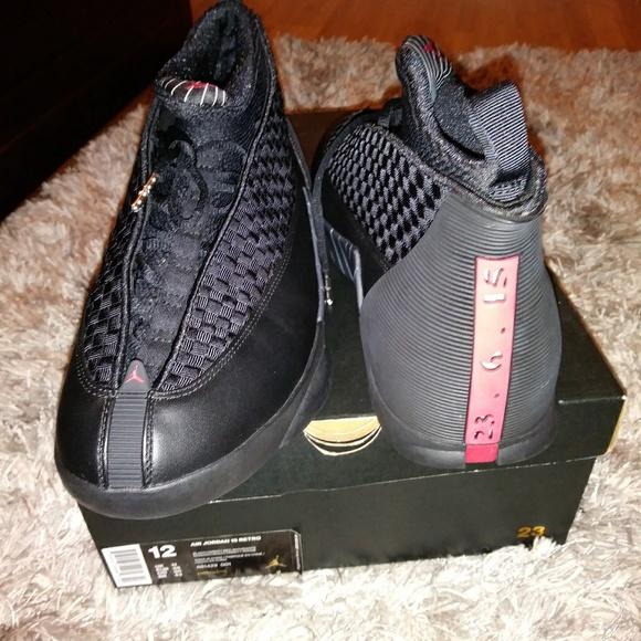 9f99bd88ba53a0 Air Jordan 15 Retro men size 12